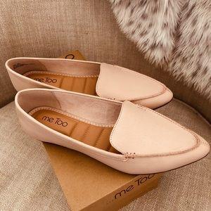 Me Too Cori Leather Flats size 9